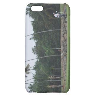 Caso del iPhone 4 del club de campo del golf