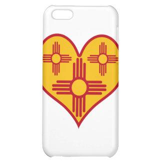 Caso del iPhone 4 del corazón de New México Zia