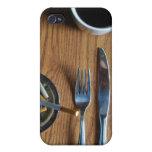 Caso del iPhone 4 del desayuno iPhone 4 Coberturas