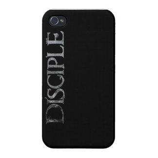 Caso del iPhone 4 del discípulo iPhone 4/4S Fundas