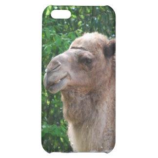 Caso del iPhone 4 del diseño de la foto del camell