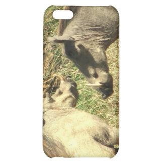 Caso del iPhone 4 del diseño de Warthog