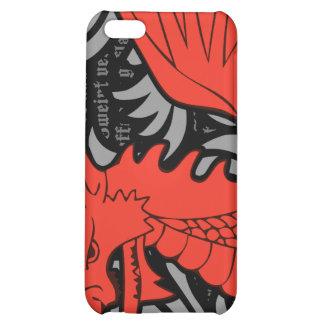 Caso del iPhone 4 del dragón Galés