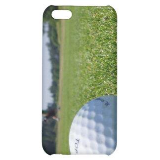 Caso del iPhone 4 del espacio abierto del golf