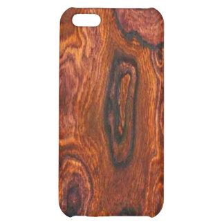 Caso del iPhone 4 del final de Cocobolo (madera)