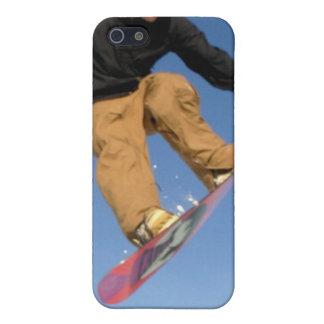 Caso del iPhone 4 del gancho agarrador de la cola  iPhone 5 Carcasas