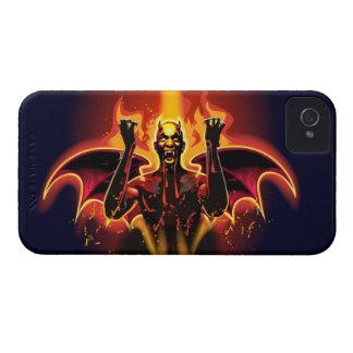 Caso del iPhone 4 del Hellfire iPhone 4 Carcasas