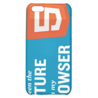 Caso del iPhone 4 del HTML 5