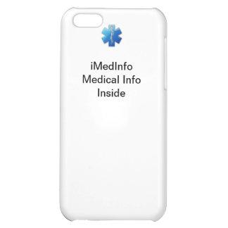 caso del iPhone 4 del iMedInfo