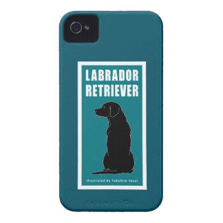 Caso del iPhone 4 del labrador retriever Case-Mate iPhone 4 Protectores
