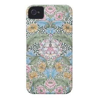 Caso del iPhone 4 del modelo de William Morris Funda Para iPhone 4 De Case-Mate
