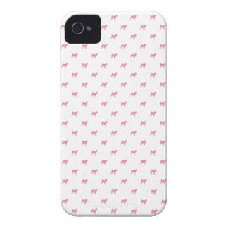 Caso del iPhone 4 del modelo del barro amasado (ro iPhone 4 Case-Mate Cárcasa