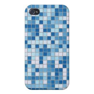 Caso del iPhone 4 del mosaico iPhone 4/4S Fundas