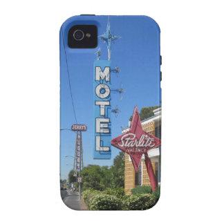 Caso del iphone 4 del motel de Starlite