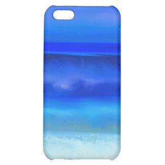 Caso del iPhone 4 del océano de la noche del arte