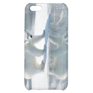 Caso del iPhone 4 del oso polar