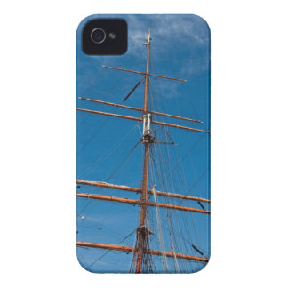 Caso del iPhone 4 del palo de la nave iPhone 4 Protectores