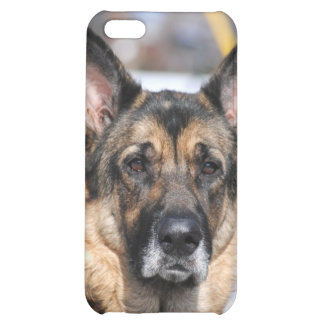 Caso del iPhone 4 del pastor alemán