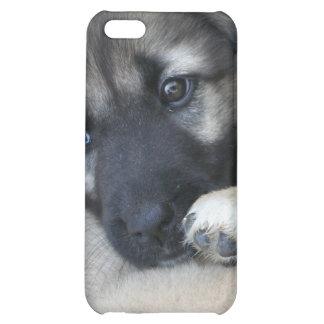 Caso del iPhone 4 del perrito del pastor alemán