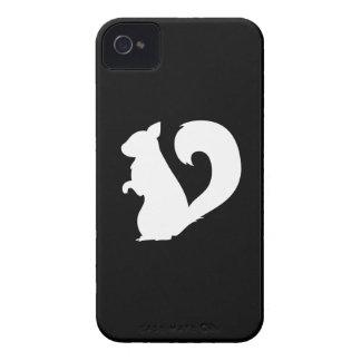 Caso del iPhone 4 del pictograma de la ardilla Case-Mate iPhone 4 Protector