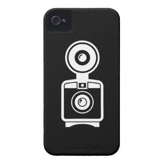 Caso del iPhone 4 del pictograma de la cámara del Case-Mate iPhone 4 Carcasas