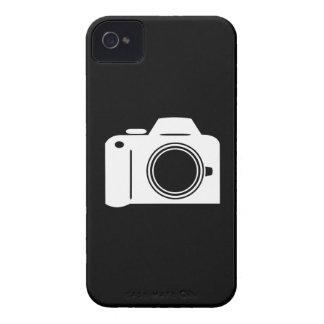 Caso del iPhone 4 del pictograma de la cámara Case-Mate iPhone 4 Cárcasa