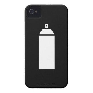 Caso del iPhone 4 del pictograma de la pintura de Case-Mate iPhone 4 Carcasa