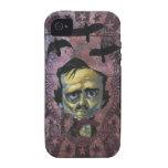 Caso del iPhone 4 del Poe iPhone 4 Fundas