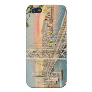 Caso del iphone 4 del puente de San Francisco Bay  iPhone 5 Carcasas