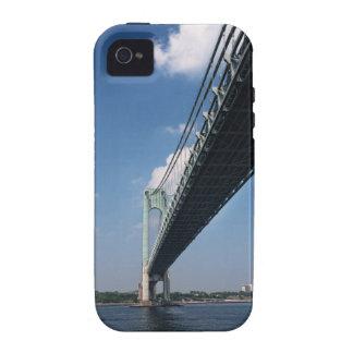 Caso del iPhone 4 del puente de Verrazano Vibe iPhone 4 Carcasa
