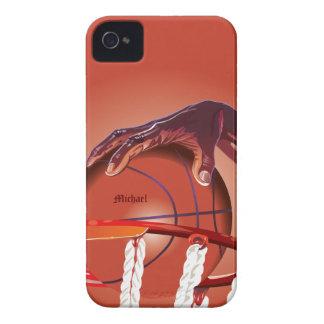 Caso del iPhone 4 del punto de la clavada del Case-Mate iPhone 4 Protectores