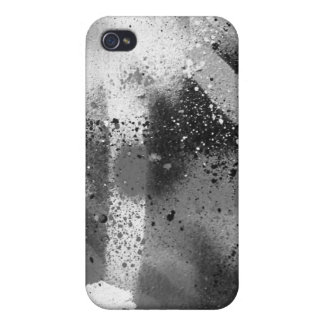 Caso del iPhone 4 del rociado (con pulverizador) d iPhone 4/4S Carcasas