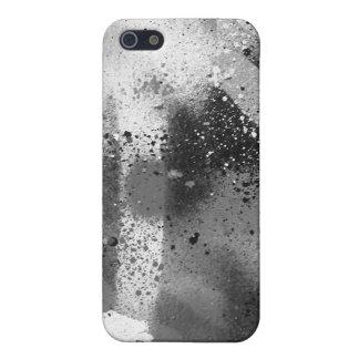 Caso del iPhone 4 del rociado (con pulverizador) d iPhone 5 Carcasas