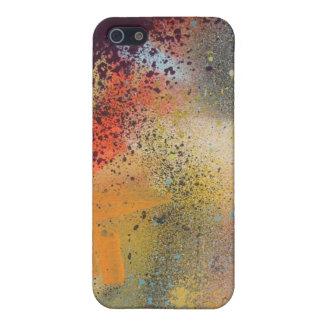 Caso del iPhone 4 del rociado (con pulverizador) I iPhone 5 Fundas