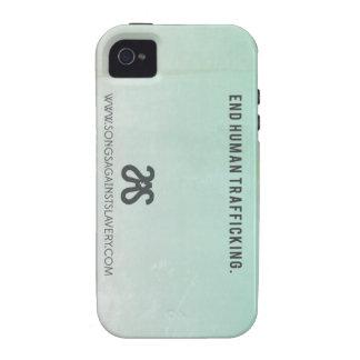 Caso del iPhone 4 del SAS iPhone 4 Carcasas