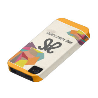Caso del iphone 4 del SAS Vibe iPhone 4 Funda