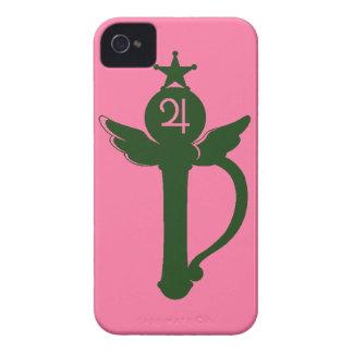 Caso del iPhone 4 del símbolo de Júpiter Case-Mate iPhone 4 Carcasa