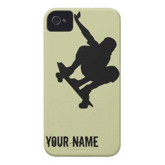 Caso del iphone 4 del skater iPhone 4 coberturas