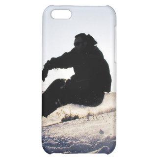 Caso del iPhone 4 del Snowboarder