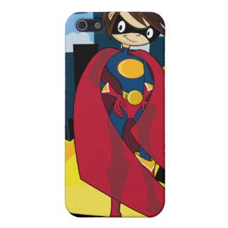Caso del iphone 4 del super héroe iPhone 5 carcasas