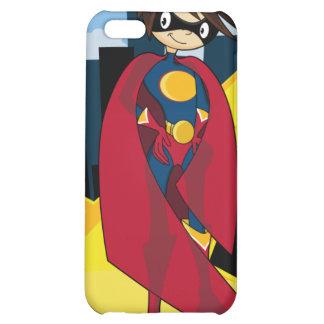 Caso del iphone 4 del super héroe