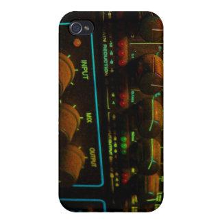 Caso del iphone 4 del tablero sano iPhone 4 carcasa