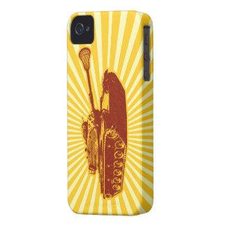 Caso del iphone 4 del tanque de LaCrosse iPhone 4 Carcasas