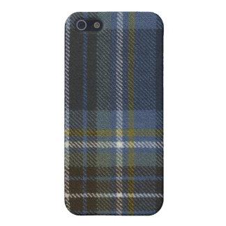 Caso del iPhone 4 del tartán de Holyrood iPhone 5 Funda