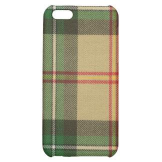 Caso del iPhone 4 del tartán de Saskatchewan