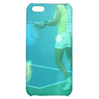 Caso del iPhone 4 del tenis