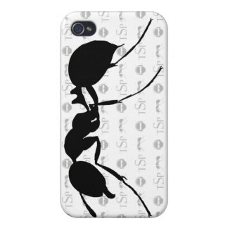 Caso del iPhone 4 del TSP (versión de la hormiga d iPhone 4 Carcasa
