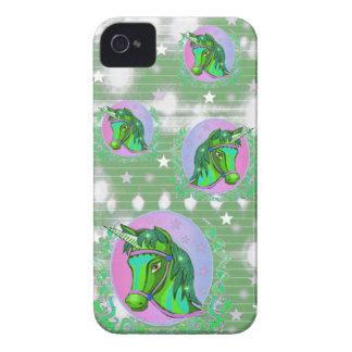 Caso del iphone 4 del unicornio iPhone 4 funda