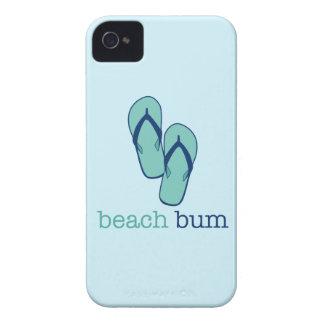 Caso del iPhone 4 del vago de la playa de los iPhone 4 Cárcasa