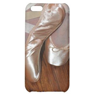Caso del iPhone 4 del zapato de Pointe